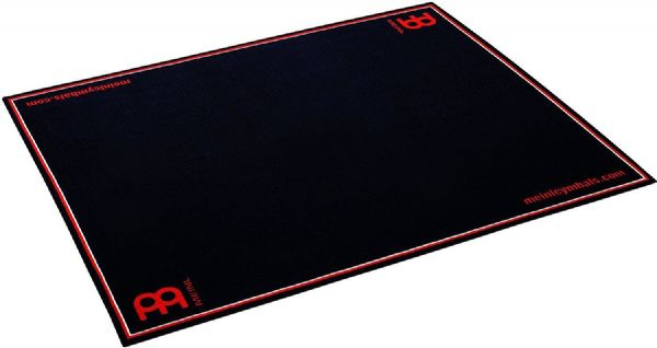 Meinl Percussion Drum Rug for drum kits - Black - MDR-BK